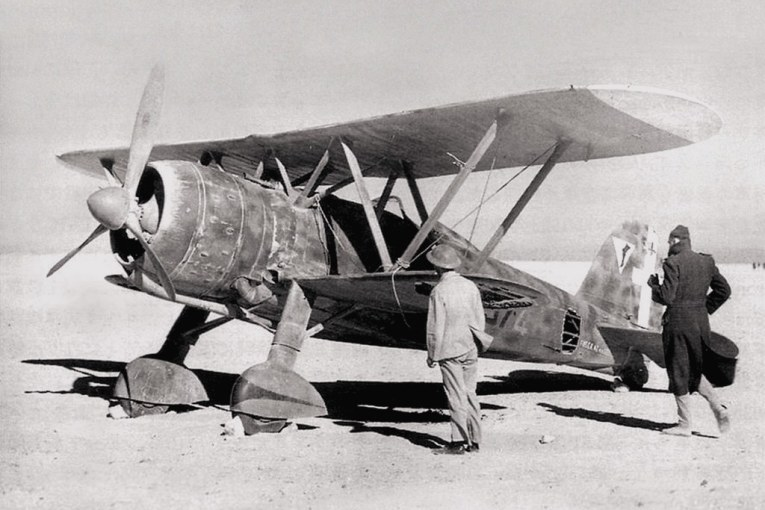 aereo vecchio